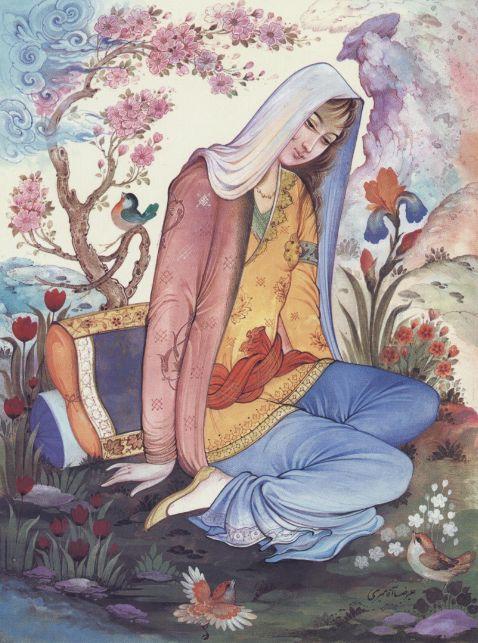 Reza madani 39 s poetry page for Divan e hafez